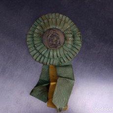 Medallas temáticas: PREMIO MEDALLA FLOR HIPICA. Lote 137303010