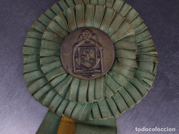 Medallas temáticas: PREMIO MEDALLA FLOR HIPICA - Foto 2 - 137303010