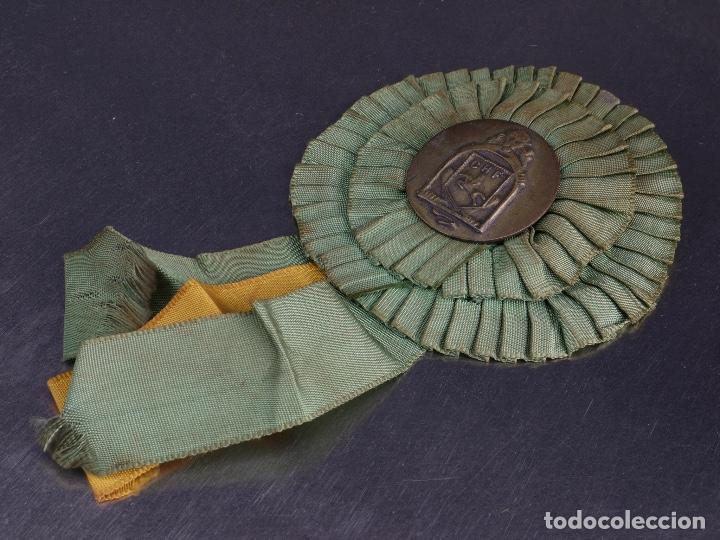 Medallas temáticas: PREMIO MEDALLA FLOR HIPICA - Foto 3 - 137303010