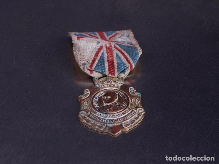 Medallas temáticas: REY EDWARD VIII. ABDICACIÓN 1936-37 - Foto 2 - 137304562