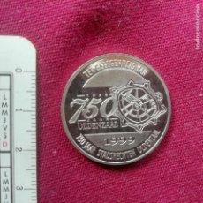 Medallas temáticas: HOLANDA - MEDALLA CONMEMORATIVA OLDENZAAL 1999. Lote 137742918