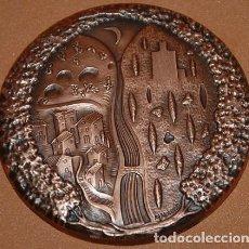 Medallas temáticas: MEDALLA CONMEMORATIVA EXPOSICION MUNDIAL DE FILATELIA 1992 GRANADA. Lote 137782894