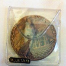 Medallas temáticas: MEDALLA SALÓN NÁUTICO- 1980. Lote 138563302