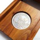 Medallas temáticas: MEDALLA DEL ESTADO DE ISRAEL EN PLATA - WITH A PERFECT HEART THEY VOLUNTEERED. Lote 138623414
