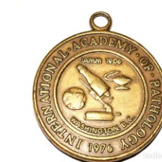 Medallas temáticas: MEDALLA DE BRONCE - INTERNATIONAL ACADEMY OF PATHOLOGY 1976 - UNITED STATES OF AMERICA. Lote 138854482