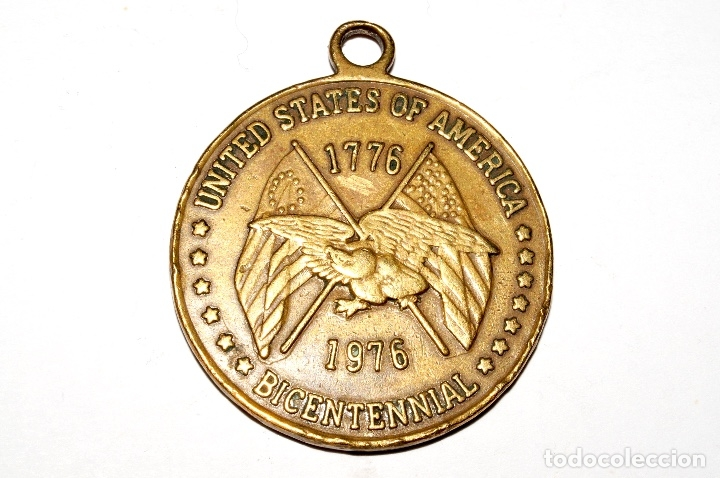Medallas temáticas: MEDALLA DE BRONCE - INTERNATIONAL ACADEMY OF PATHOLOGY 1976 - UNITED STATES OF AMERICA - Foto 2 - 138854482
