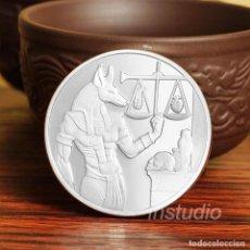 Medallas temáticas: MONEDA CONMEMORATIVA - TRIANGULO AEN - EGIPTO - SIN CAPSULA. Lote 138930746
