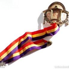 Medallas temáticas: CASA DEMOCRACIA CARNAVAL 1915. Lote 139187034