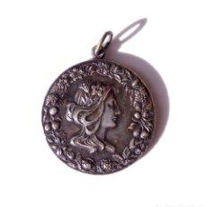 Medallas temáticas: MEDALLA.- HONOR A LA APLICACION.. Lote 139529790