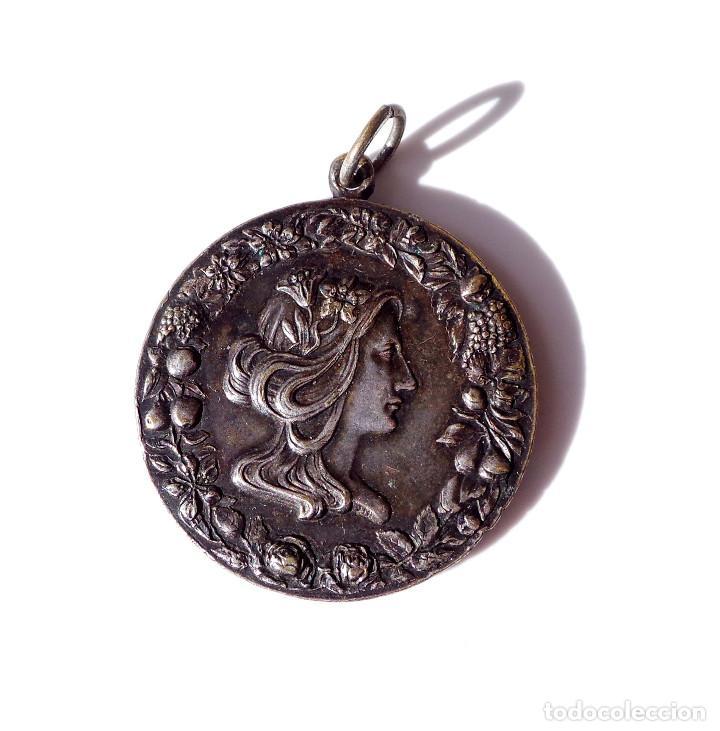 Medallas temáticas: MEDALLA.- HONOR A LA APLICACION. - Foto 3 - 139529790