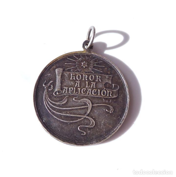 Medallas temáticas: MEDALLA.- HONOR A LA APLICACION. - Foto 4 - 139529790