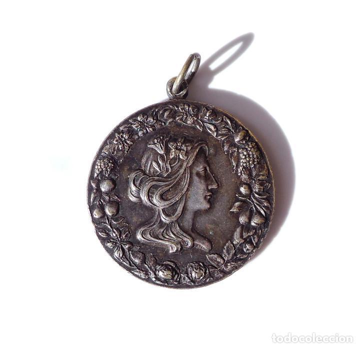 Medallas temáticas: MEDALLA.- HONOR A LA APLICACION. - Foto 5 - 139529790