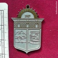 Medallas temáticas: PLACA HERÁLDICA. Lote 139832834