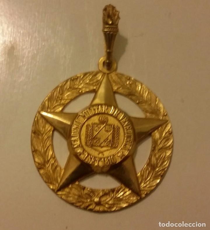 Medallas temáticas: MEDALLA DE LA EXTINTA ACADEMIA MILITAR DE VENEZUELA. DE BRONCE - Foto 4 - 140625226