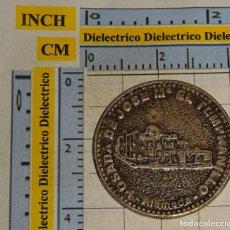 Medalhas temáticas: MONEDA MEDALLA DE LA POSADA JOSE MARÍA EL TEMPRANILLO DE ALAMEDA, MÁLAGA. REY SIERRA MORENA 20 GR. Lote 141969234