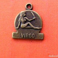 Medallas temáticas: PEQUEÑA MEDALLA DEL HORASCOPO, VIRGO. Lote 142443730