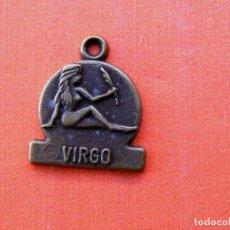 Medallas temáticas: PEQUEÑA MEDALLA DEL HORASCOPO,VIRGO. Lote 142446318