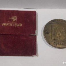 Medallas temáticas: MEDALLA - MEDALLÓN AFINSA 2001 CON SU FUNDA ORIGINAL - DIÁMETRO 6 CM. Lote 142451198