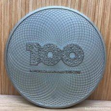Medallas temáticas: MEDALLA 100 ANIVERSARIO INSTITUTO SUPERIOR TÉCNICO (1911 - 2011). Lote 142992278