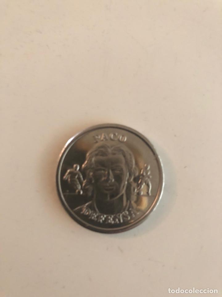 Medallas temáticas: 5 monedas conmemorativas selección española - Foto 6 - 143393946