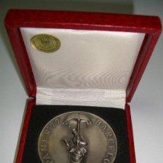 Medallas temáticas: MEDALLA CONMEMORATIVA , EXPOSICIÓN FILATELICA ESPAMER 1977. Lote 143624246