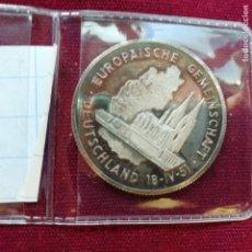Thematic medals - Alemania. OCDE. Schumann. Medalla de plata pura - 144355894
