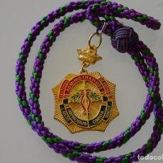 Medallas temáticas: MEDALLA MEDALLÓN DE GESTORES ADMINISTRATIVOS DE ESPAÑA. 40 GR. Lote 145720858