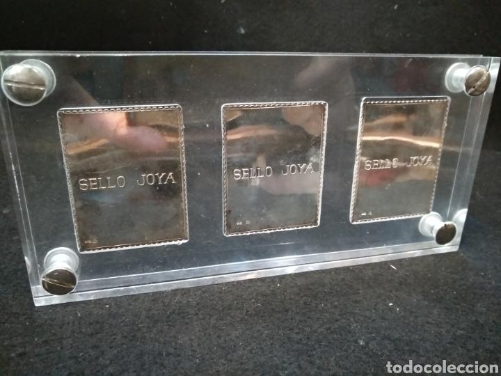 Medallas temáticas: Medallas / placas / sellos, Dalí, Miró y picaso en plata fina 999. Sello joya - Foto 5 - 147220713