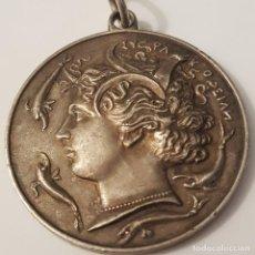 Medallas temáticas: PRECIOSA MEDALLA DE PLATA . Lote 147620122