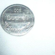 Medallas temáticas: MONEDA HOLANDESA DUCHELL 005. Lote 148233202
