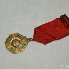 Medallas temáticas: VINTAGE Y RARA - ANTIGUA MEDALLA AL MÉRITO - PARECIDA LOS DE LOS EXPLORADORES DE ESPAÑA - ENVIO 24H. Lote 149389942