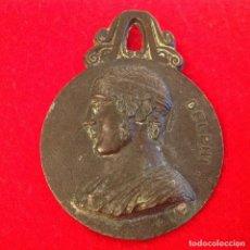 Medallas temáticas - Medalla unifaz, con la leyenda: DELPHI, 83x63 mm., buen ejemplar, ver fotos. - 150993290