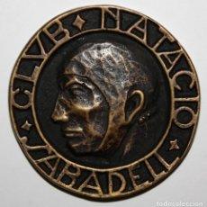 Medallas temáticas: MEDALLA EN BRONCE DEL 40 ANIVERSARIO DEL CLUB NATACIO SABADELL 1916 - 1956. Lote 151890058
