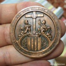 Medallas temáticas: MEDALLA VALENCIA, VIRGEN DESAMPARADOS 1923-1953. Lote 152499760