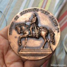 Medallas temáticas: GRAN MEDALLA PREMIO ECONOMIA REY JAIME I, 80MM. Lote 152500308