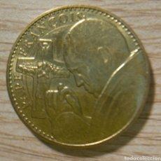 Medallas temáticas: MEDALLA, JETON PAPE FRANCOIS, 2014. Lote 152601282