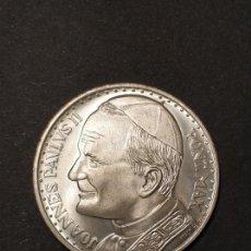 Medallas temáticas: MEDALLA / MONEDA DE PLATA - JUAN PABLO II. Lote 152663782