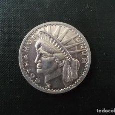 Medallas temáticas: COLECCION TOKENS , JETONS FICHAS COMERCIALES GOTHAMUS UNUM. Lote 153787710
