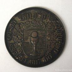 Medalhas temáticas: MEDALLA BANCO DE BILBAO. CONSEJO ADMINISTRACION. LA CORUÑA 23 JUNIO 1972. Lote 154799289