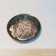 Medallas temáticas: MEDALLA PLATA BAYERN 1968. Lote 155511242