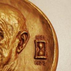 Medallas temáticas: MUSEO PICASSO BARCELONA 1973. Lote 157867742