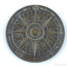 Medallas temáticas: MEDALLA DE LA MARINHA DE GUERRA PORTUGUESA, CORVETAS CONSTRUIDAS NOS ESTALEIROS DE E.N. BAZAN, 1975. Lote 159320834