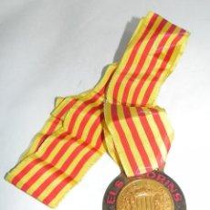 Medallas temáticas: ANTIGUA MEDALLA DEL CIRCULO CATALAN DEMADRID, EL FADRINS, CAP DE COLLA, MIDE 5,6 CMS. DE DIAMETRO, E. Lote 159468314