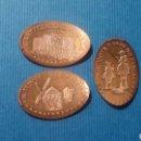 Medallas temáticas: TOLEDO 12 CONSUEGRA - MONEDA ELONGADA - ELONGATED COIN - PRESSED PENNY. Lote 160685064