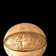 Medallas temáticas: MEDALLA SALON INTERNACIONAL DE INVENTORES DE BRUSELAS 1971. Lote 160587113