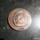 Medallas temáticas: MEDALLA BRONCE 8 CM. AUTOPISTA SEVILLA CADIZ 1972 BÉTICA DE AUTOPISTAS OBRAS PÚBLICAS FIRMADA FJ. Lote 160699010