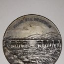 Medallas temáticas: RARA MEDALLA DE LA INAUGURACION DE LAS OBRAS DEL RIO NEGRO,DIQUE DEL NEUQUEN,J.M.LUBARY. Lote 160721680