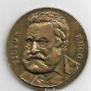 Medallas temáticas: VICTOR HUGO ,CERCLE DU BILIOPHILE. Lote 160730078