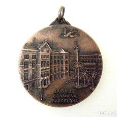Medallas temáticas: MEDALLA LA SALLE BONANOVA - BARCELONA - CONVIVENCIAS - 1977. Lote 160874866