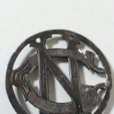 Medallas temáticas: INSIGNIA DE PLATA MUY ANTIGUA.DESCONOZCO MÁS DATOS. Lote 161982160